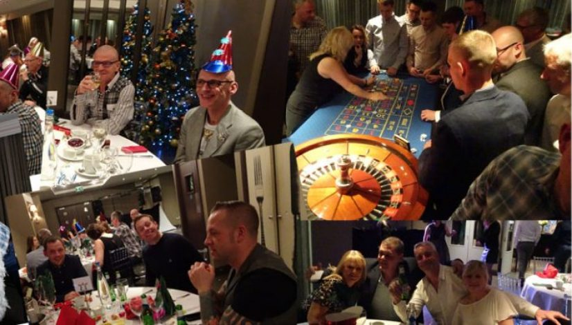 Fizzco Christmas Party 2017