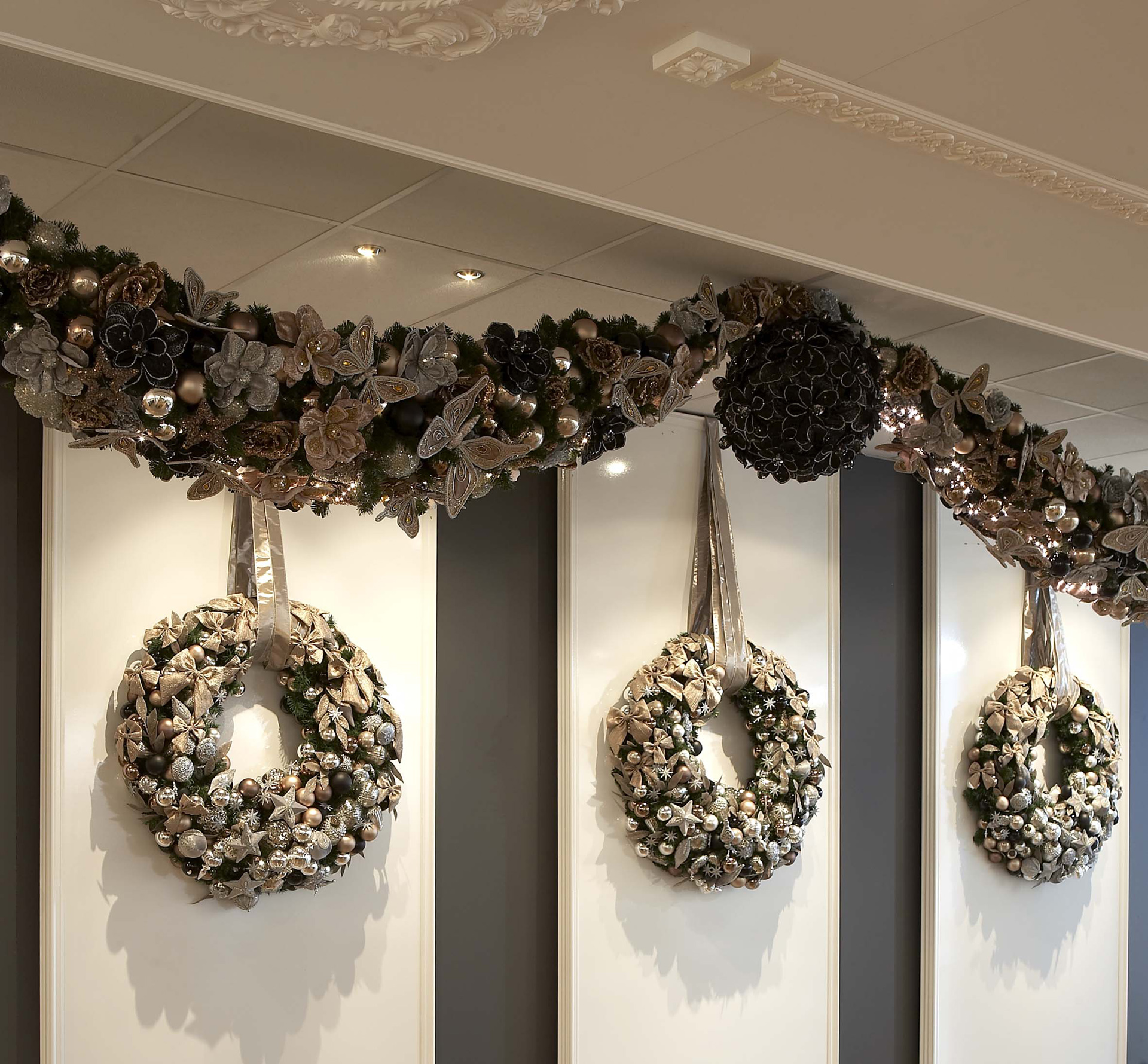 Christmas Decorations For Commercial Use Uk: From The Retail Sale