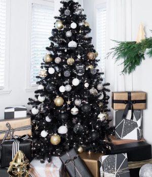 Black colour-Popsugar.com